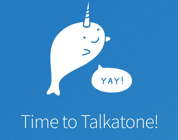Download the Talkatone Free Calling and texting App! Time to use Talkatone.